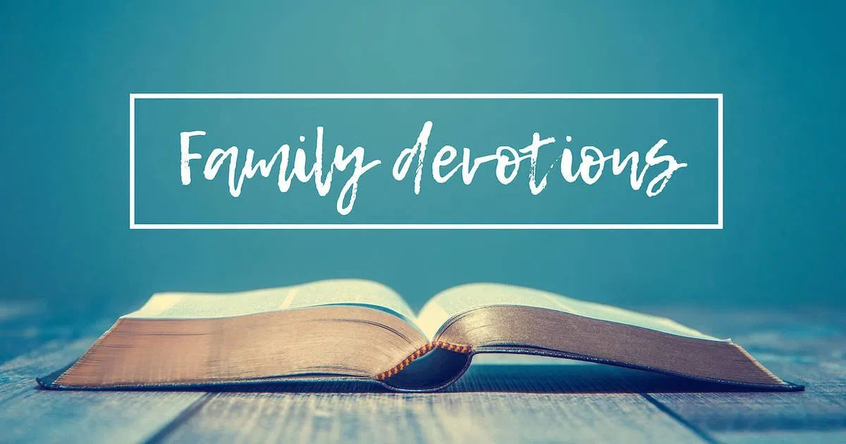 Weekly Devotional – May 29,2021